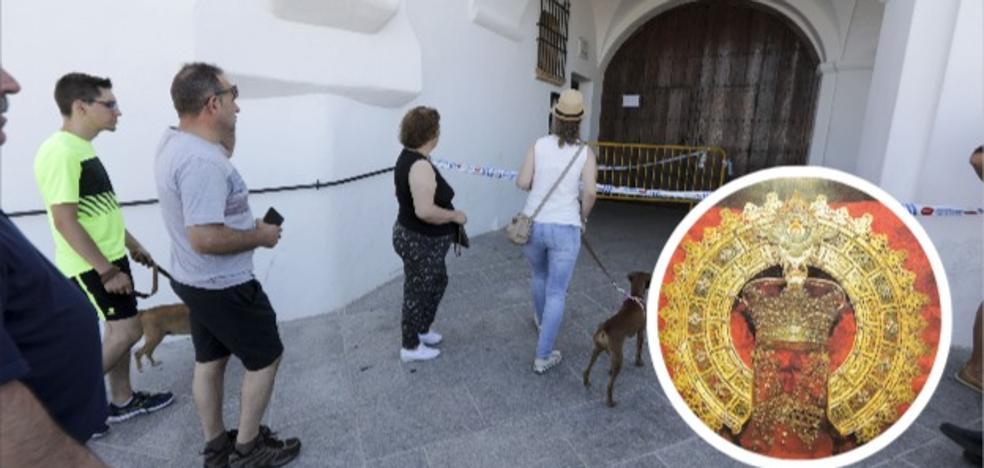 El Santuario de la Montaña en Cáceres reforzará su seguridad con una verja y más cámaras
