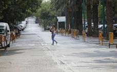 Preparativos para asfaltado en el centro de Cáceres desde hoy
