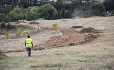 Arrancan los trabajos de ampliación y adecuación del Parque del Príncipe de Cáceres