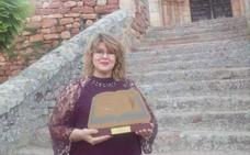 Nuevo premio para la poeta montijana Francisca Quintana
