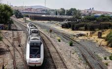 El tren Cáceres-Madrid llega con 49 minutos de retraso por fallar el cambio de vía