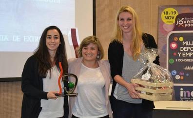 Los IV Premios 'Mujer, deporte y empresa' adquieren relevancia nacional