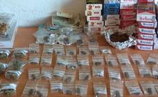 Ingresa en prisión el dueño de un bazar de Zorita acusado de vender droga