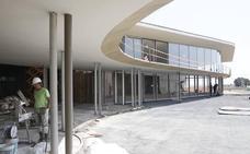 Los pacientes de Oftalmología estrenarán el nuevo hospital de Cáceres en noviembre