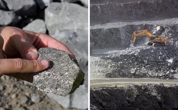 El alcalde de Monesterio no da por perdida la mina de níquel de Aguablanca