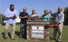 Mérida homenajea a los barqueros del Guadiana