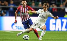 La resaca mundialista pasa factura a Modric y Varane