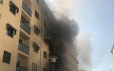 Un conato de incendio en Plasencia obliga a desalojar un edificio de cinco pisos