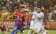 Buen estreno del Extremadura en casa pese a la derrota