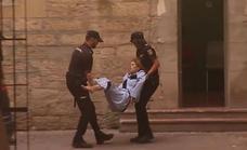 Una boda para fingir una tetraplejia pudo originar el crimen de Alicante