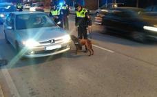 Seis personas son sancionadas en Badajoz por superar la tasa de alcoholemia mientras conducían