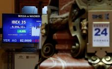 El Ibex-35 sube un 1,83% en la semana
