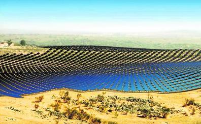 El promotor de la fotovoltaica de Talaván avanza trámites para iniciar las obras este año