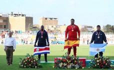 El himno franquista suena por error en el oro iberoamericano de Cienfuegos