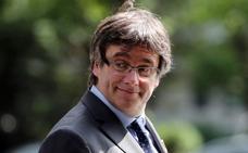 Puigdemont urge a Sánchez a poner en la mesa una oferta sobre el derecho de autodeterminación