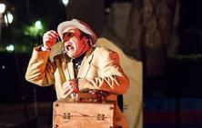 Una metamorfosis de circo y humor en el parque del río