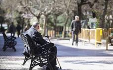 Extremadura alcanza las 226.000 pensiones contributivas en agosto
