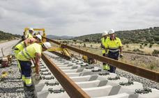 Adif inicia las expropiaciones para el tramo del AVE entre Casatejada y Toril