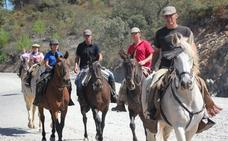 Dos días a caballo entre la Sierra de Gata y la Beira Baixa