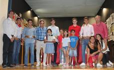 Premios para Fernando González e Ismael Jiménez