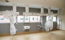 El SES contratará por 2,3 millones suministros para el nuevo hospital de Cáceres