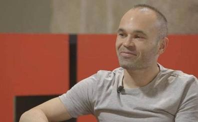 Iniesta: «Veo al Barça potente, con una plantilla muy importante»