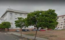 Detenido en Badajoz por violencia doméstica y daños en coches y papeleras