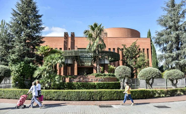 El Jardín Botánico del Banco de España abrirá en la Noche en Blanco