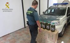 Detenido por el robo de 160 litros de aceite de una almazara en Carbajo