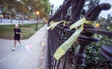Libertad con cargos para el agresor de una mujer que retiró lazos amarillos en Barcelona