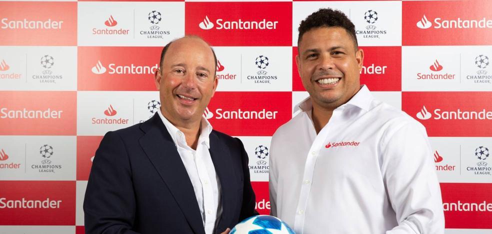 Santander, tres años de patrocinio y solidario con Common Goal