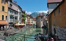 Annecy, donde los cuentos se hacen realidad