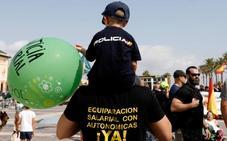 Policías y guardias comenzarán a cobrar la equiparación salarial en octubre