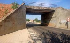 El paso peatonal de Las Mimosas en Villanueva volverá a salir a licitación