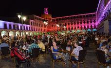 El Ayuntamiento de Badajoz colocará en las calles estructuras protectoras de hormigón durante la Noche en Blanco