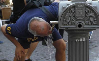 Extremadura marca 8 de las 10 temperaturas más altas de España a medianoche