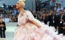 Lady Gaga triunfa en Venecia en su debut como actriz