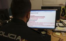 La Policía evita el suicidio de un menor acosado sexualmente a través de internet
