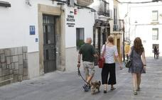 La mitad de rehabilitaciones del casco viejo de Cáceres son de apartamentos turísticos