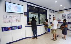 El turismo anima las ventas de la Lotería de Navidad en Mérida en los meses de verano