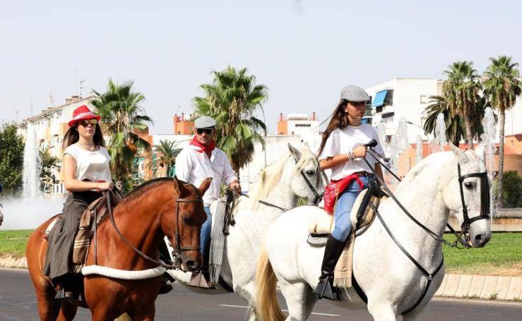 Jornada del domingo en la Feria de Mérida