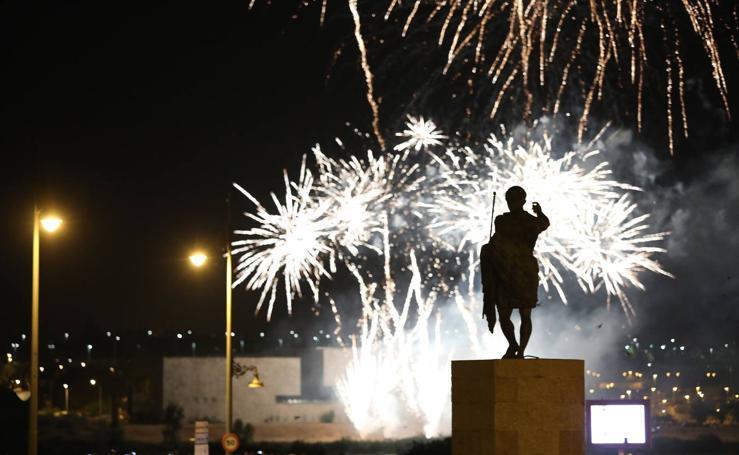 Balance positivo de feriantes y visitantes por el transcurso de la Feria de Mérida