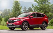 Honda CR-V 1.5, desde 29.900 euros