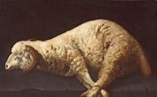 'Agnus Dei', del extremeño Zurbarán, primer cuadro del Prado que viaja a Colombia