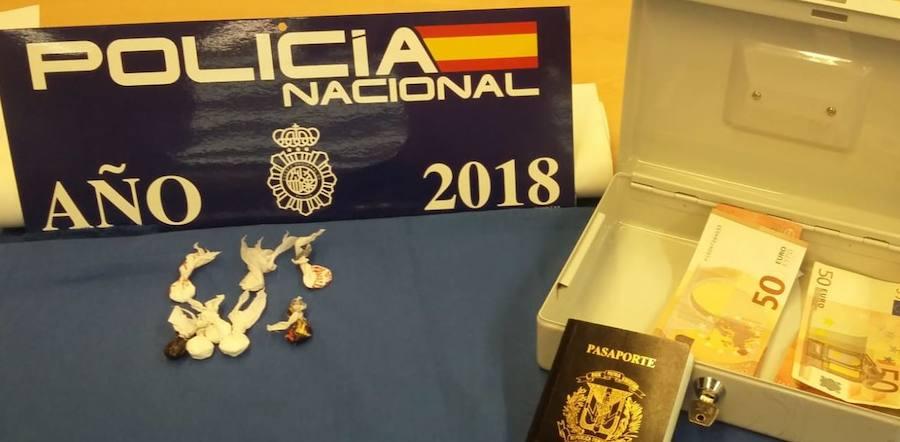 Tres detenidos en operaciones antidroga durante el verano en la zona de Don Benito y Villanueva