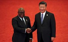 China promete una ayuda «sin condiciones» para el desarrollo de África