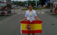 Elena Ayuso competirá contra hombres en el Mundial de Portugal
