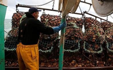 La Marina francesa «lista para intervenir» en el conflicto pesquero con Reino Unido