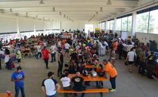 Más de 400 motos en Villanueva