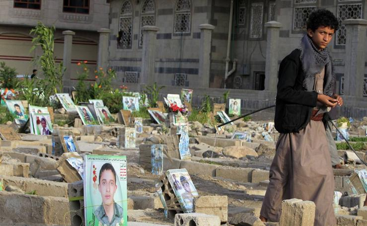 Continúan los combates en Yemen